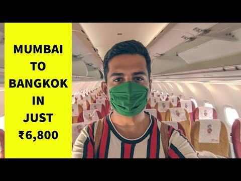 Air India: Mumbai To Bangkok In Just ₹6,800 | Free Loyalty Lounge Access