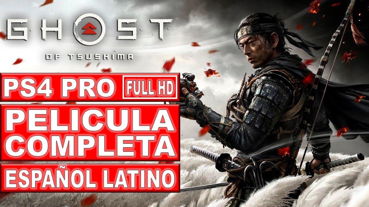Download Ghost of Tsushima | Película Completa en Español Latino | Todas las Cinemáticas (PS4 Pro)