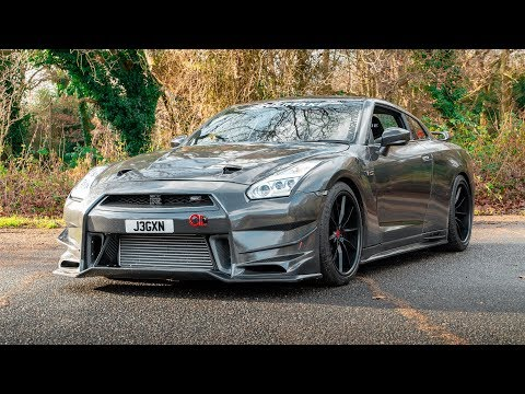 £200,000 Full Carbon Fibre Nissan GT-R *WORLD FIRST*