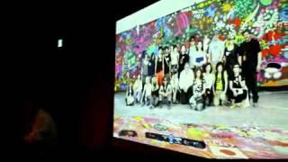 2011年6月11日にクレヨンハウスで行われた「五味太郎・バルセロナワーク...