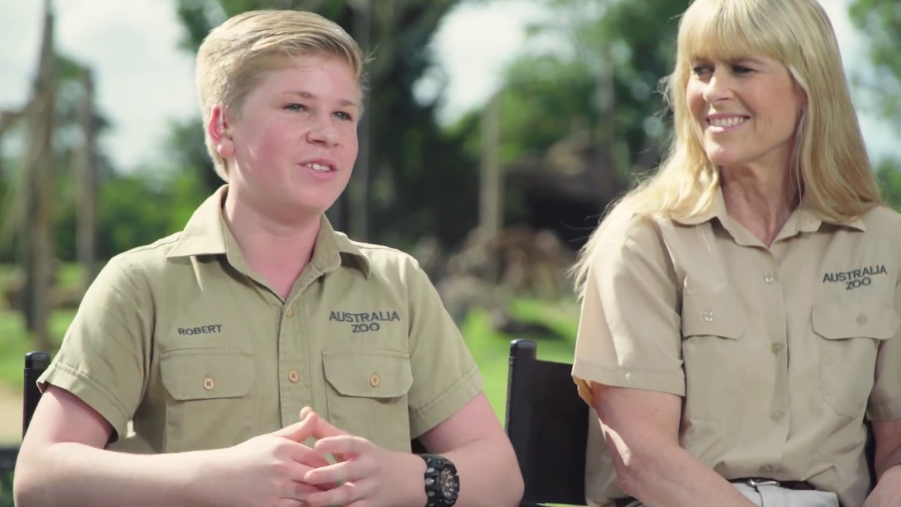 Behind The Scenes Of The Today Show At Australia Zoo Youtube