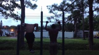 Muscle ups (+ Jon's silly commentary) Thumbnail