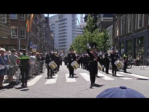 Veteranendag 2018 Fanfare Korps Nationale Reserve