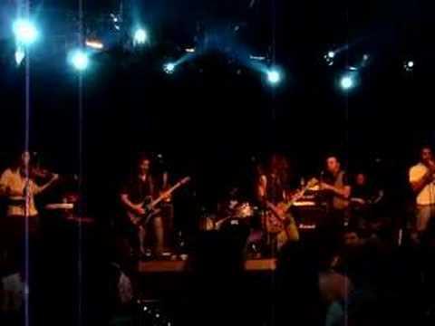 Mosh Ben Ari - Im Nin'Alu Live