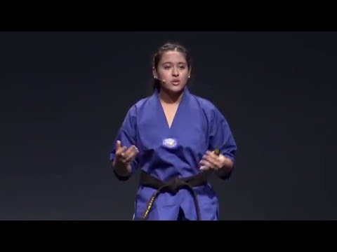 How One Teen Said No To Gender-Based Violence | Pooja Nagpal | TEDxManhattanBeach