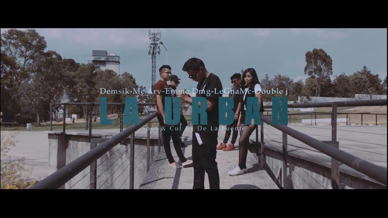 Download La Urban - The Urban Music (Video Oficial) [Shot By BCN]