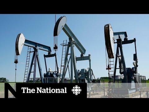 Why the low prices for Canadian oil?