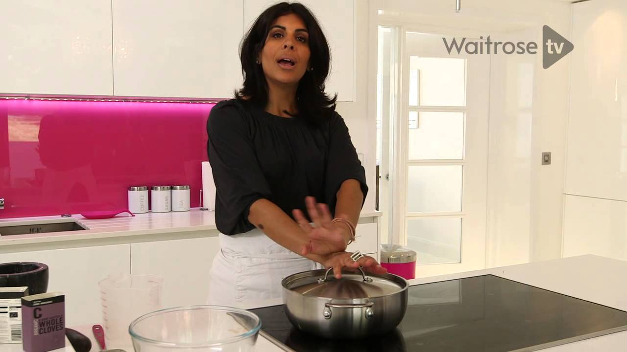Anjum Anand's Spicy Lamb, Tomato and Coconut Curry | Waitrose ...