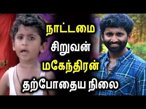நாட்டமை சிறுவன் மகேந்திரன் தற்போதைய நிலை | Tamil Cinema News Kollywood | TAMIL STICK