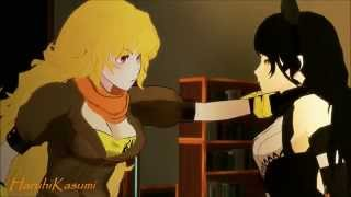 rwby blank space bumblebee and white rose