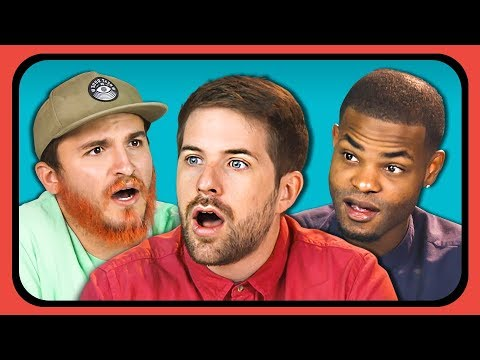 Thumbnail: YOUTUBERS REACT TO RIGHT IN FRONT OF MY SALAD MEMES