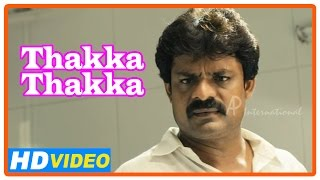 Thakka Thakka Tamil Movie   Scenes   Bose Venkat promises to bring Vikranth   Rahul Venkat