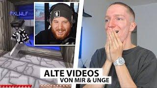 Justin reagiert auf alte Videos mit unge.. | Reaktion