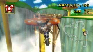 [MKWii] Mushroom Gorge Olympics