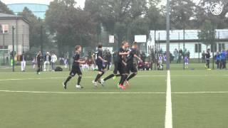 BFC Dynamo - Hertha BSC (U15 C-Jugend, Verbandsliga) - Spielszenen | SPREEKICK.TV