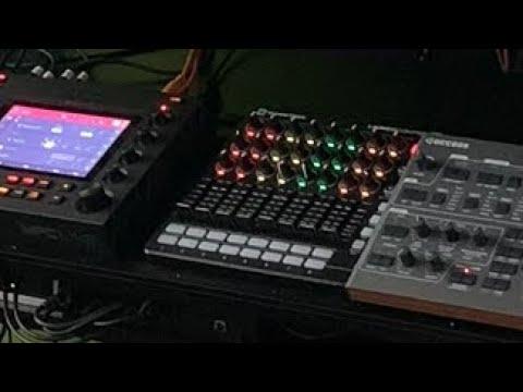 Akai MPC Live Uplifting Trance Melodic Track Jam