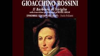 Giachino Rossini - Il barbiere di Siviglia (Overture)