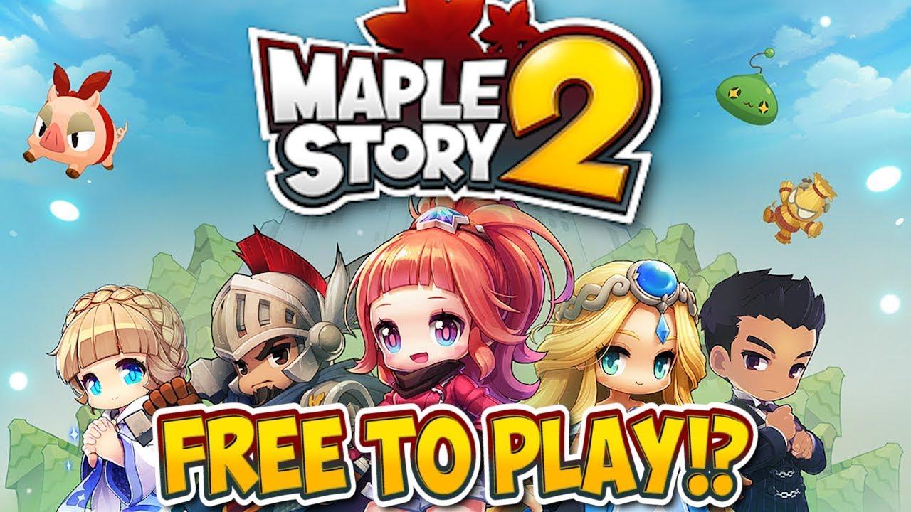 Maplestory 2 release date in Perth