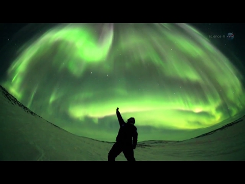 The Power of a Solar Storm - Solar Flare - Science at NASA