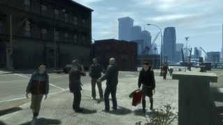 Grand Theft Auto IV PC gameplay 2