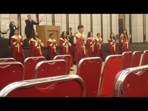 Kuayer gereja TIBERIAS MEGA BEKASI