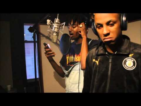 Rich The Kid & Playboi Carti In Studio - New York City