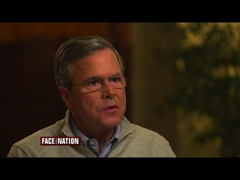 "Jeb Bush: Donald Trump's opinions on nuclear triad are ""mind-blowing"""