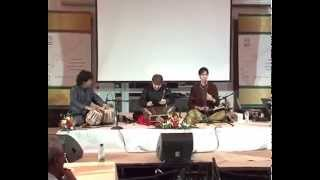 RARE JUGALBANDIS - VOCAL AND SANTOOR - SOUNAK CHATTOPADHYAY AND SANDIP CHATTERJEE