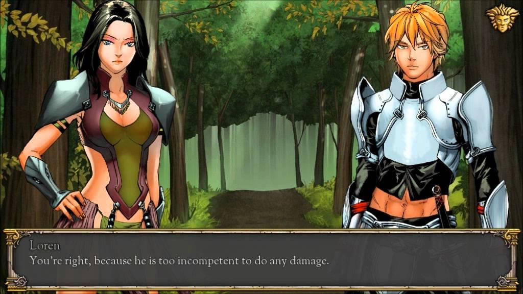 Loren The Amazon Princess Gay Romance