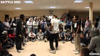 Battle RBH// Kefton & Milo VS Bouboo & Rubix // Finale