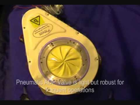 Mucon iris diaphragm valvewmv youtube ccuart Choice Image