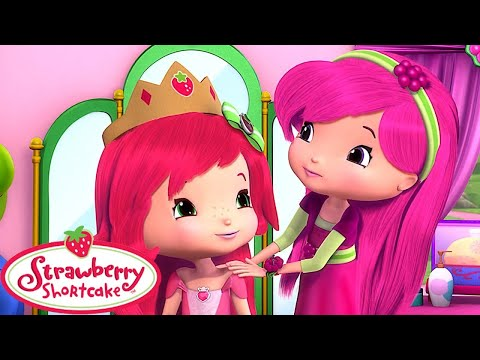 Download Preparing for the Big Party!!   Strawberry Shortcake   Cartoons for Kids   WildBrain Kids