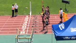 100m Finale Juv F Ian Hume 2015