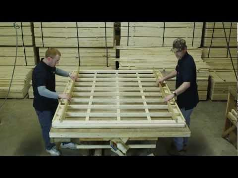 Crafting a Capitol Bedding Box Spring and Mattress