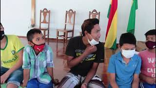 Estágio CFM Julho 2021 - Puerto Suárez Bolívia