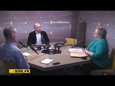 Karine Claireaux invitée d'Opinions 1ère - 11/03/15