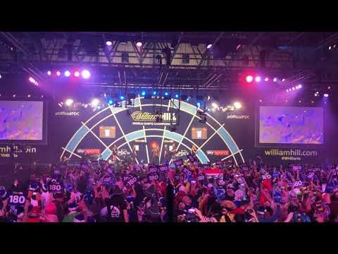 There's only one Phil Taylor - LIVE at Alexandra Palace