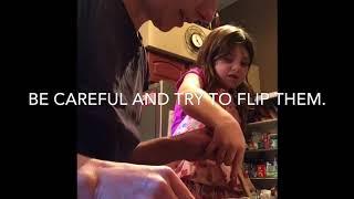 Brielle's Shopkin Recipe - Kayla Crepes