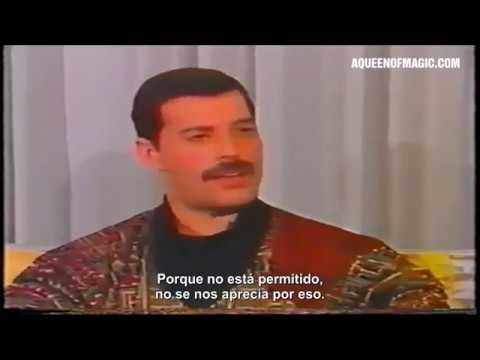 Freddie Mercury | Entrevista completa en Japón (1985)