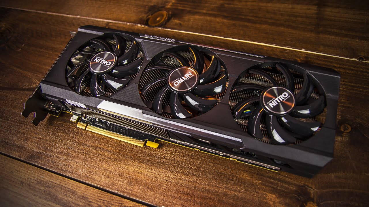 Sapphire Nitro R9 390 8GB Review & Benchmarks | Unboxholics