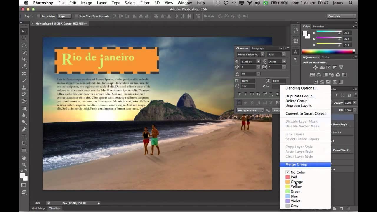 photoshop cs6 crackeado portugues