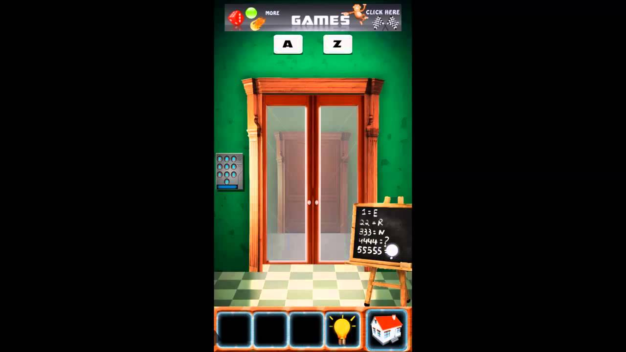 100 Doors Classic Escape Level 74 Walkthrough Youtube