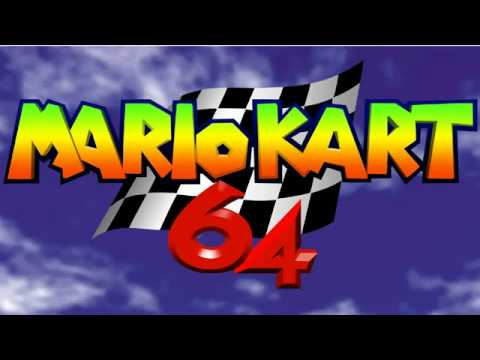 Luigi Victory Voice Mario Kart 64 Music256 Youtube