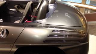 Mercedes F400 Carving Concept Videos
