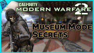 MW2 - Museum Mode Secrets