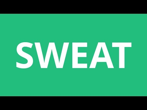 How To Pronounce Sweat - Pronunciation Academy
