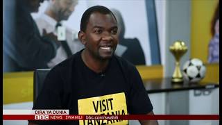 BBC DIRA YA DUNIA IJUMAA 19/07/2019 / Видео