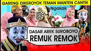Gareng tralala mboke Dembik LUCU PuOL Elya Sanjaya Campursari Sangkuriang LIVE terbaru