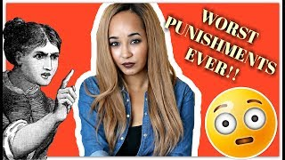 STORY TIME: Worst Punishments EVER - World's Strictest Parents! | Kym Yvonne