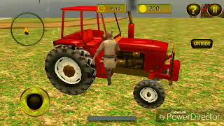 Real Tractor Farming Harvester game 2017 / Best Android Gameplay HD